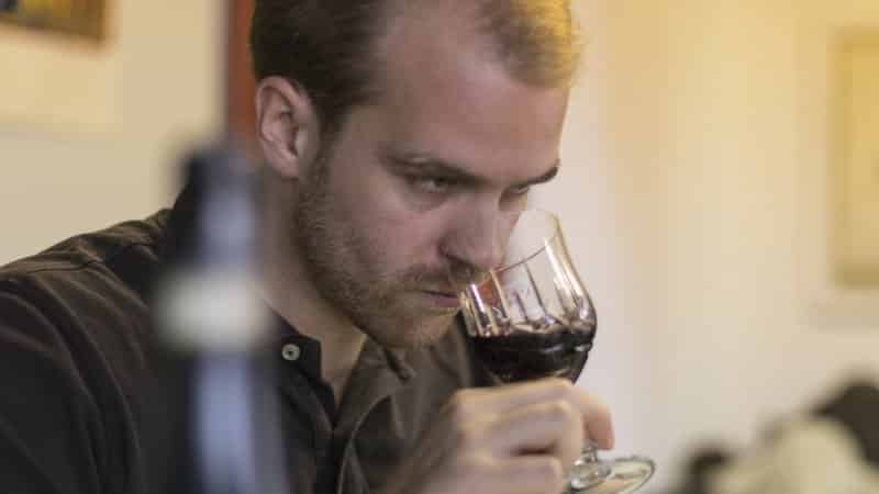 sommelier vini