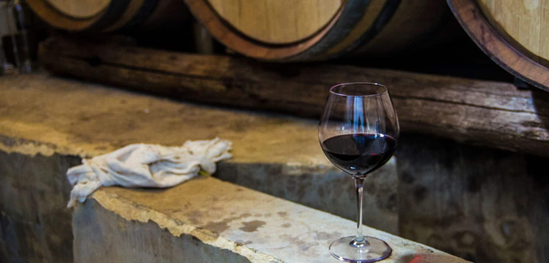Degustazione vini siciliani a Marsala