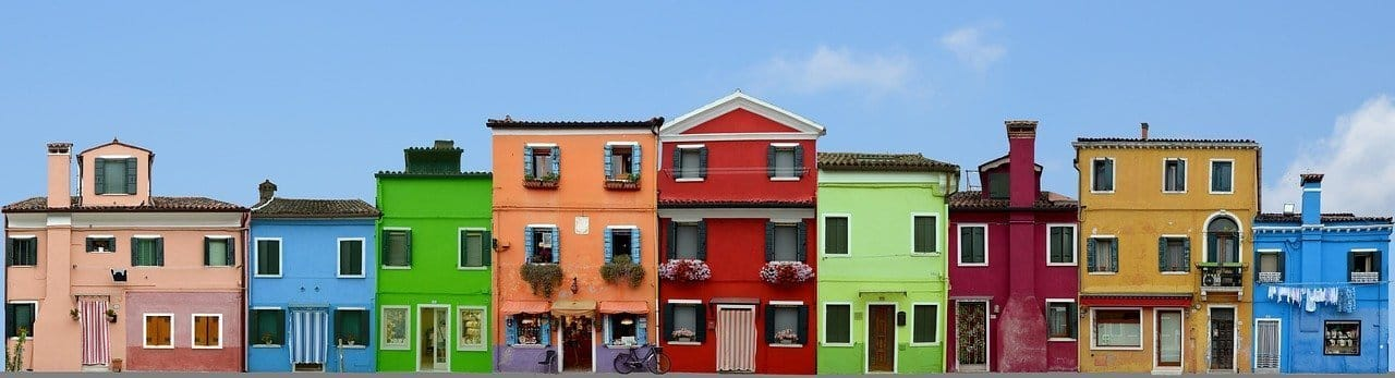 Trip to italy: Burano
