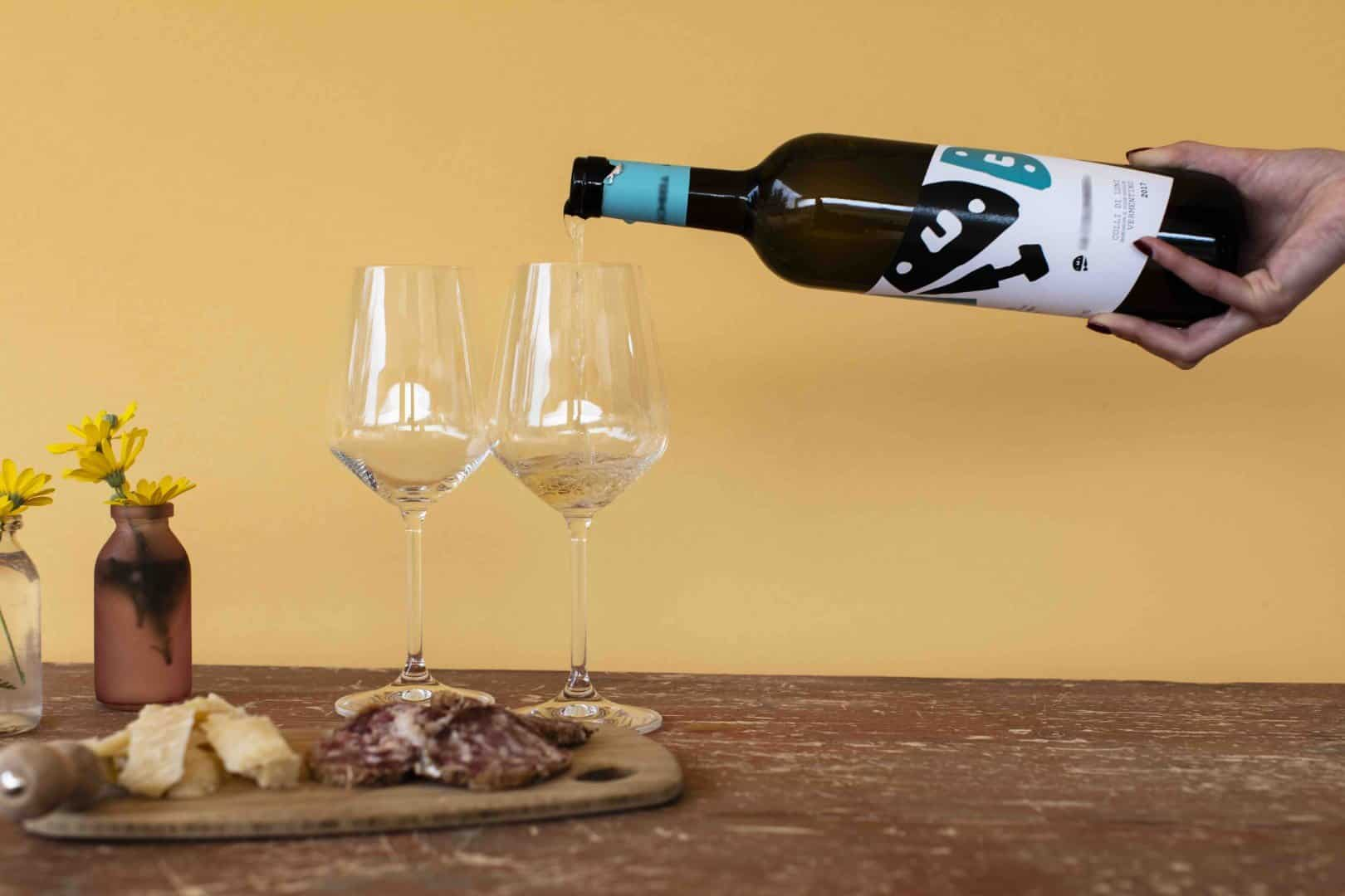 wine pairing with pesto