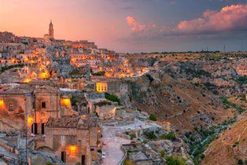 matera turismo italia
