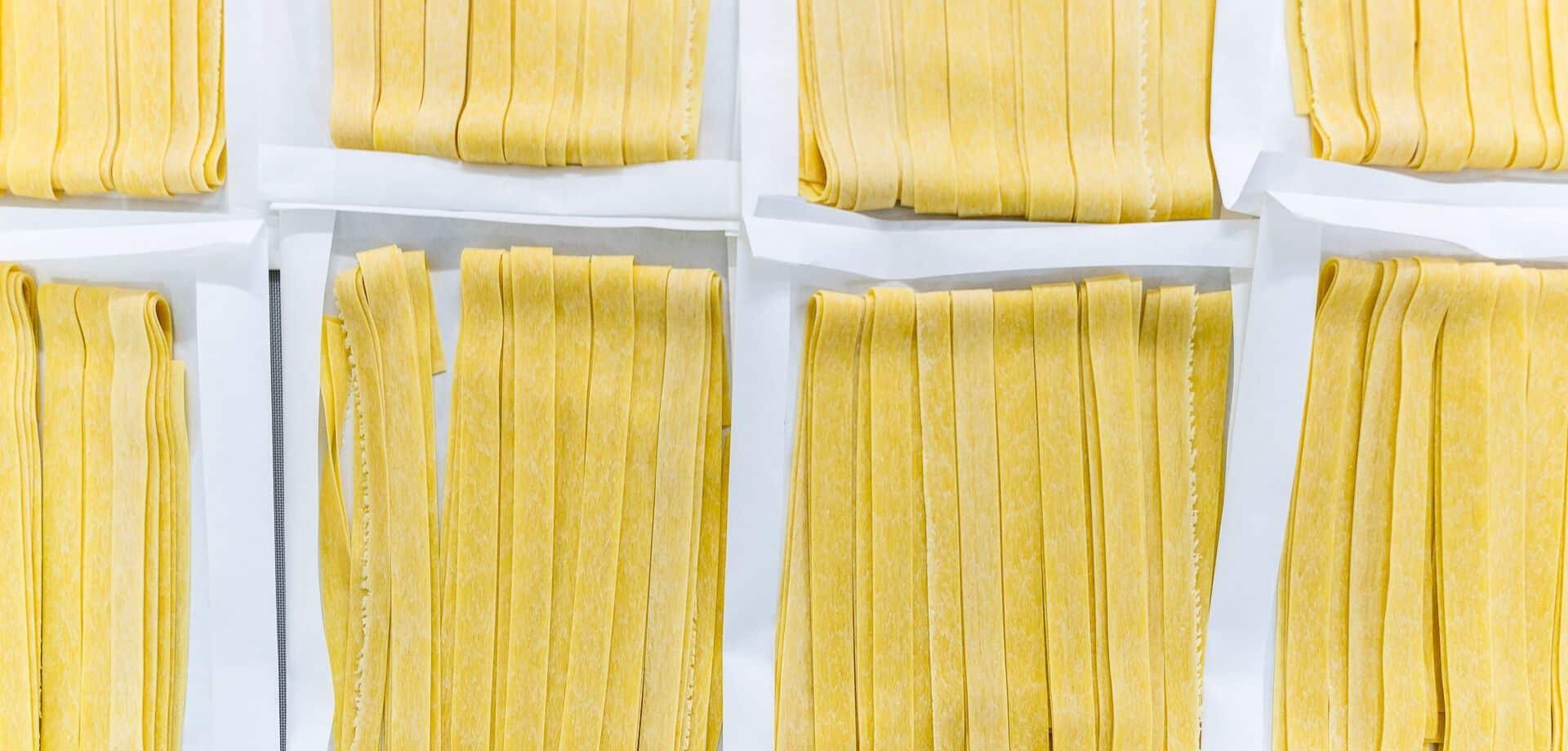 Pasta di Campofilone, come una volta…