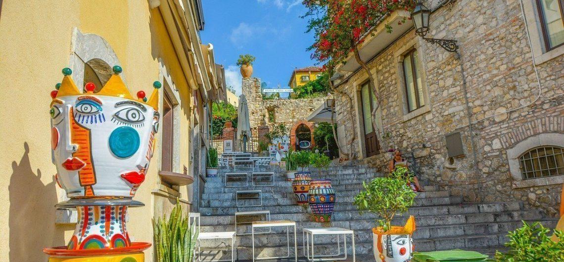 vasi siciliani