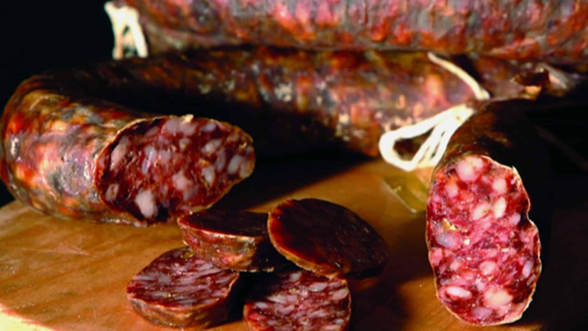 salumi italiani: alcuni prodotti in degustazione