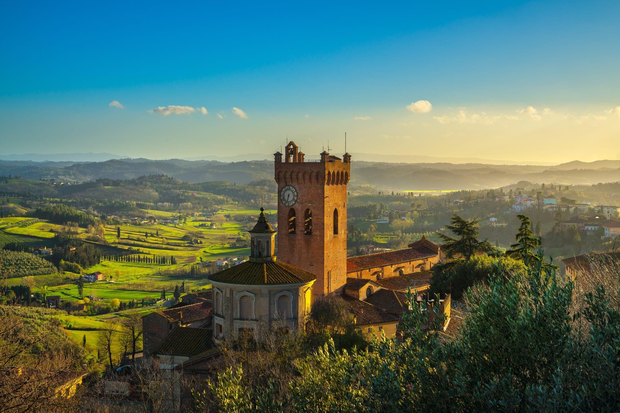 San Miniato Tour Enogastronomico in Toscana