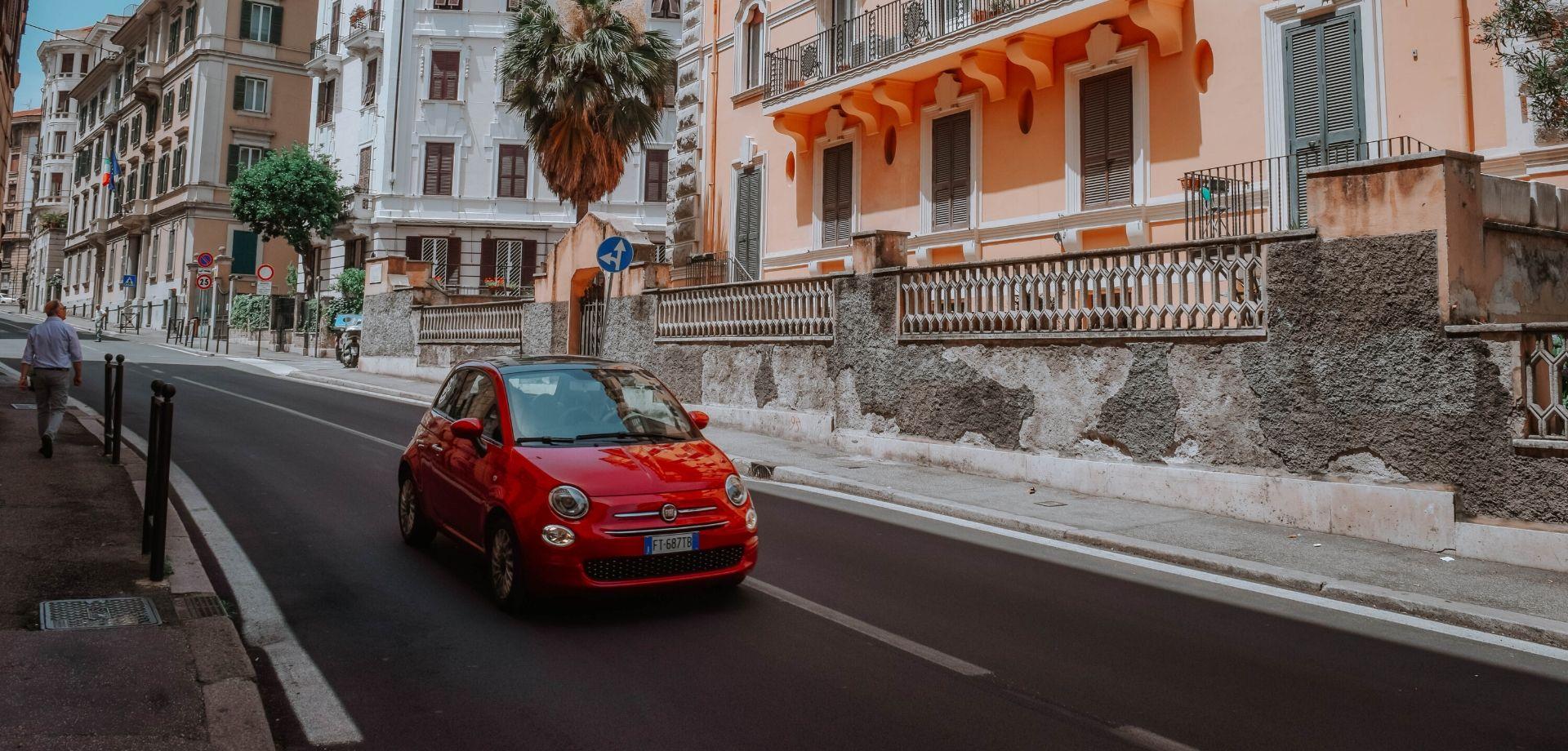 Road Trip Italia e cucina romana