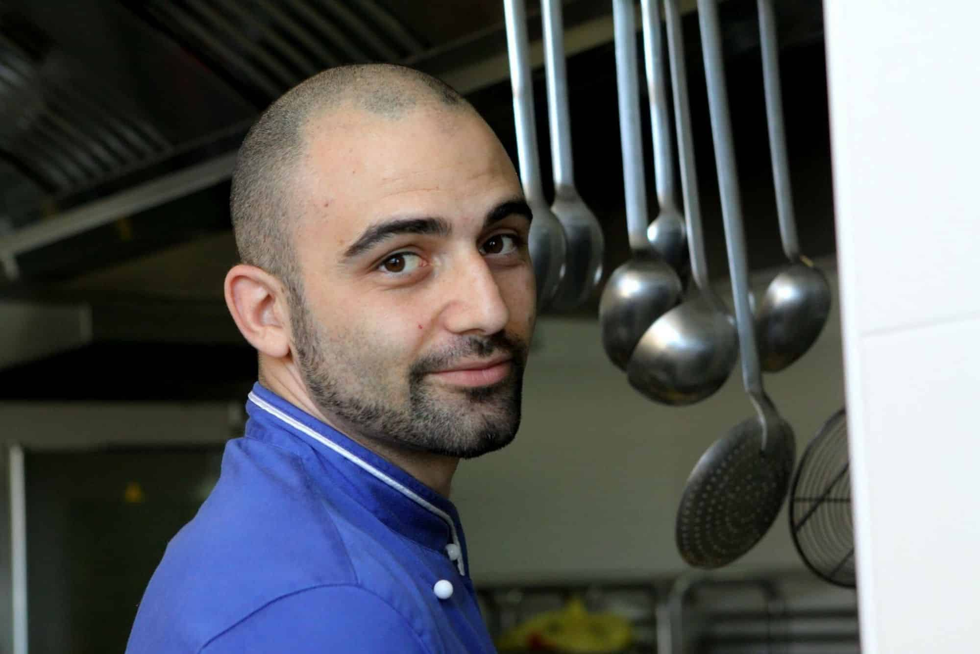 emerging chef