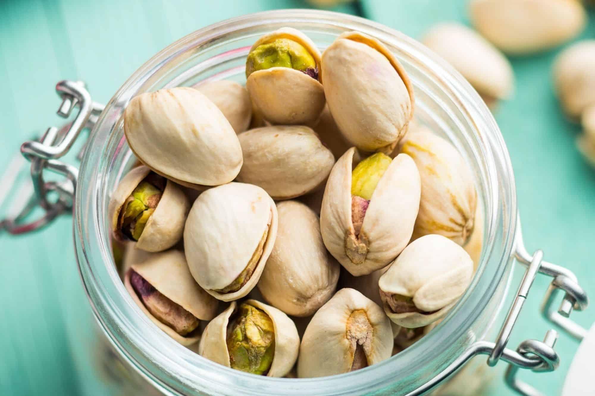 pasta pesto pistacchi