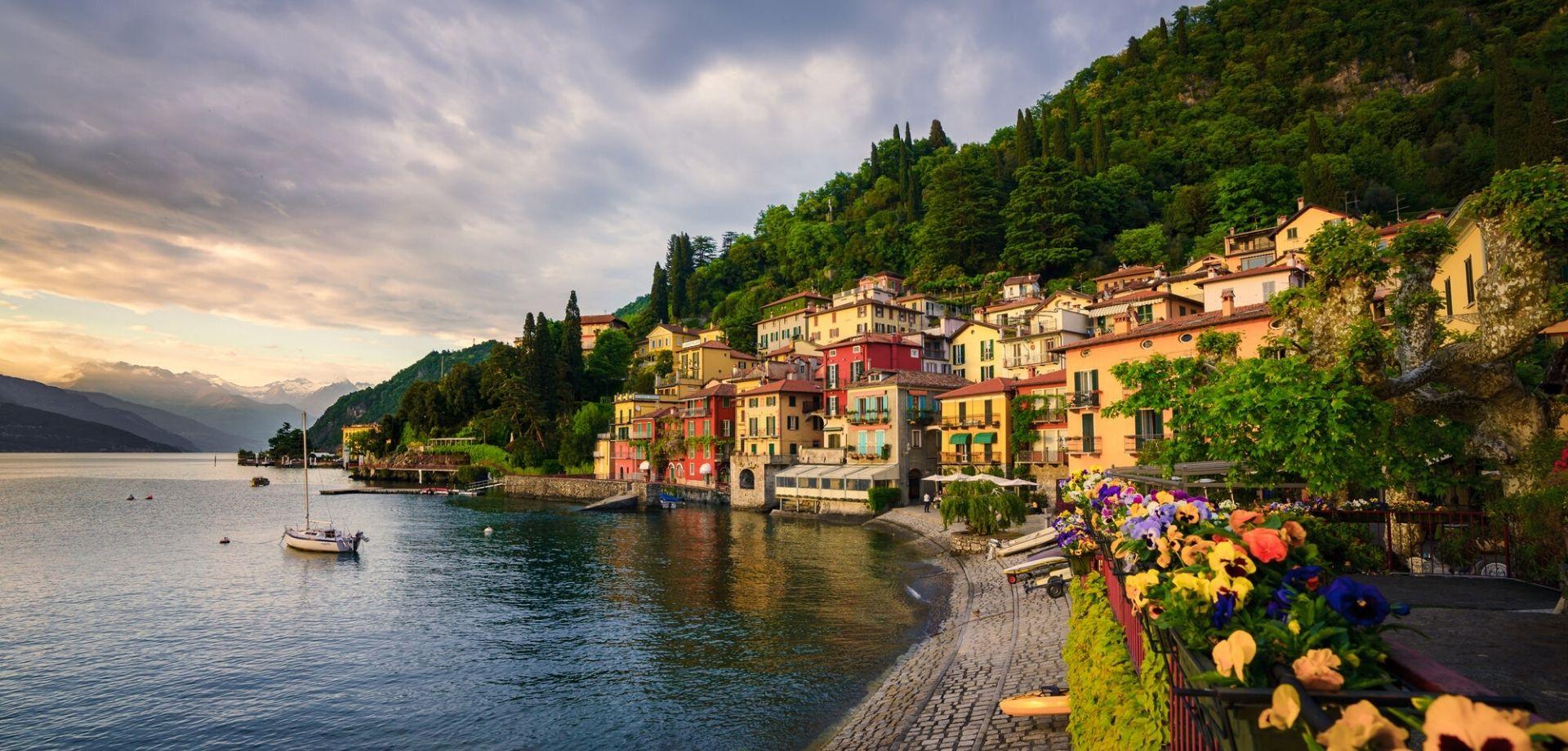 Viaggiare in Lombardia: Crotti e Lago di Como