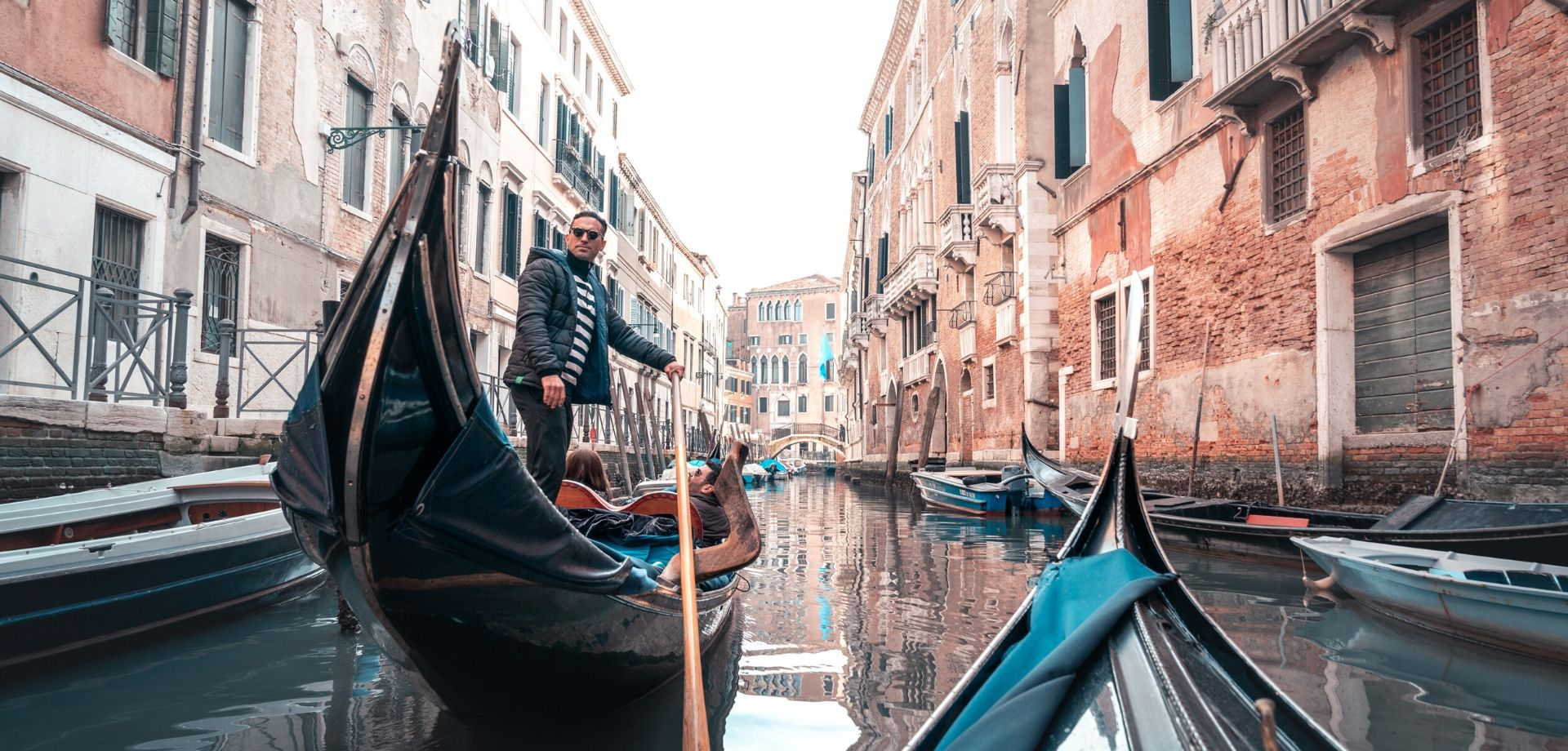 Venice boats and best cicchetti in Venice