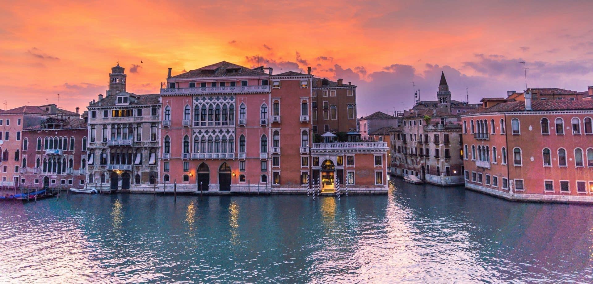 Cena a Venezia nei palazzi veneziani