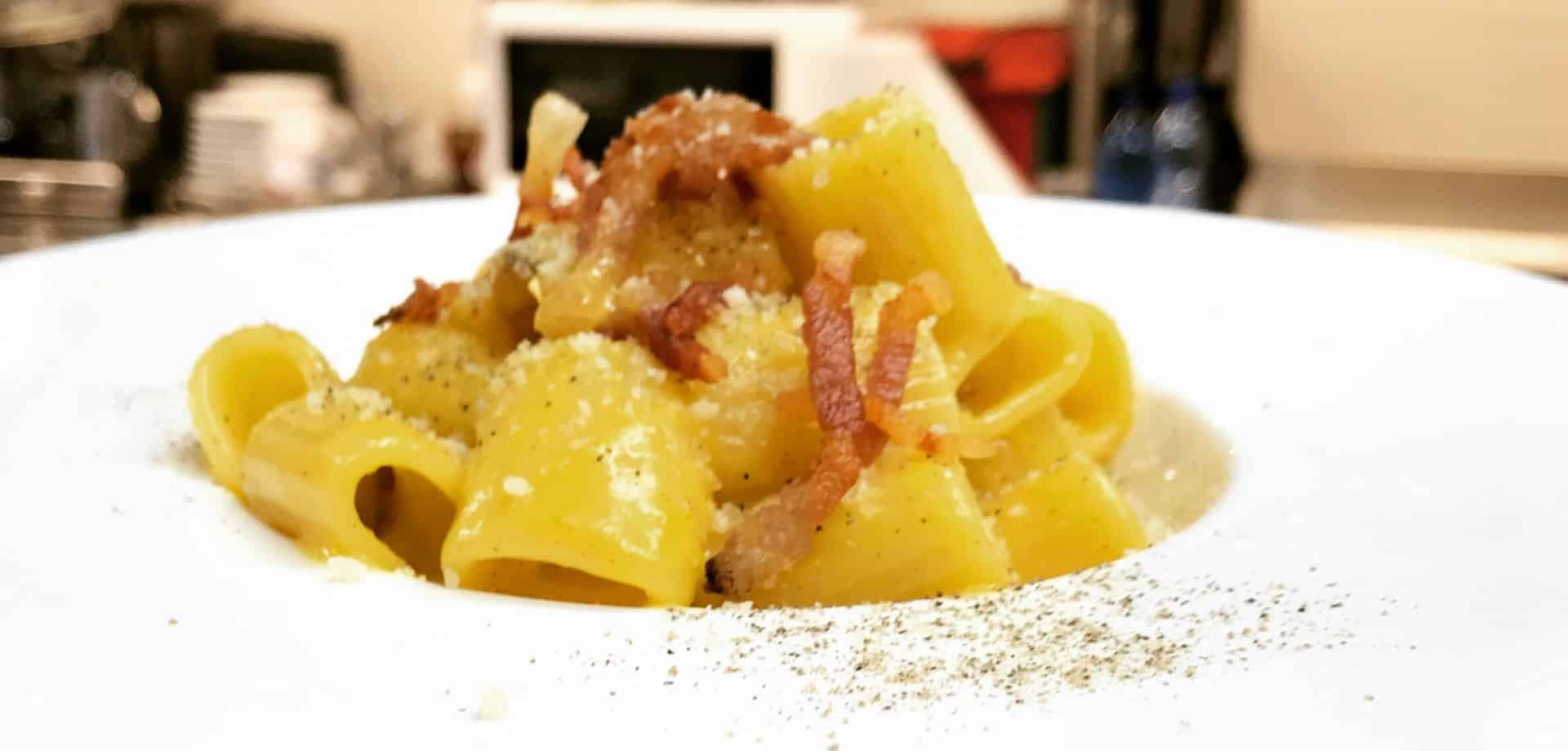 Primi piatti della cucina romana
