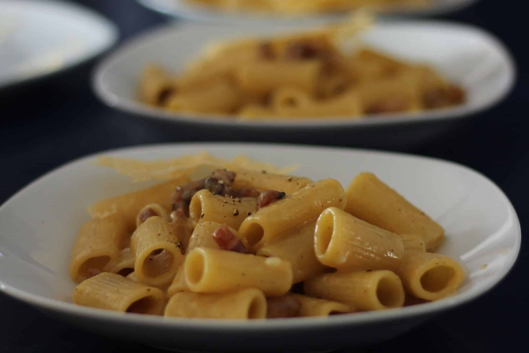Roman pasta recipes
