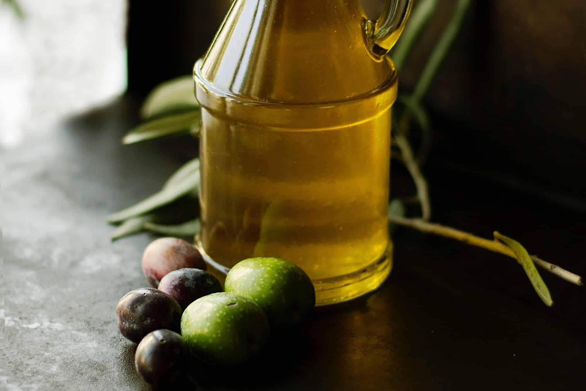 type of oil