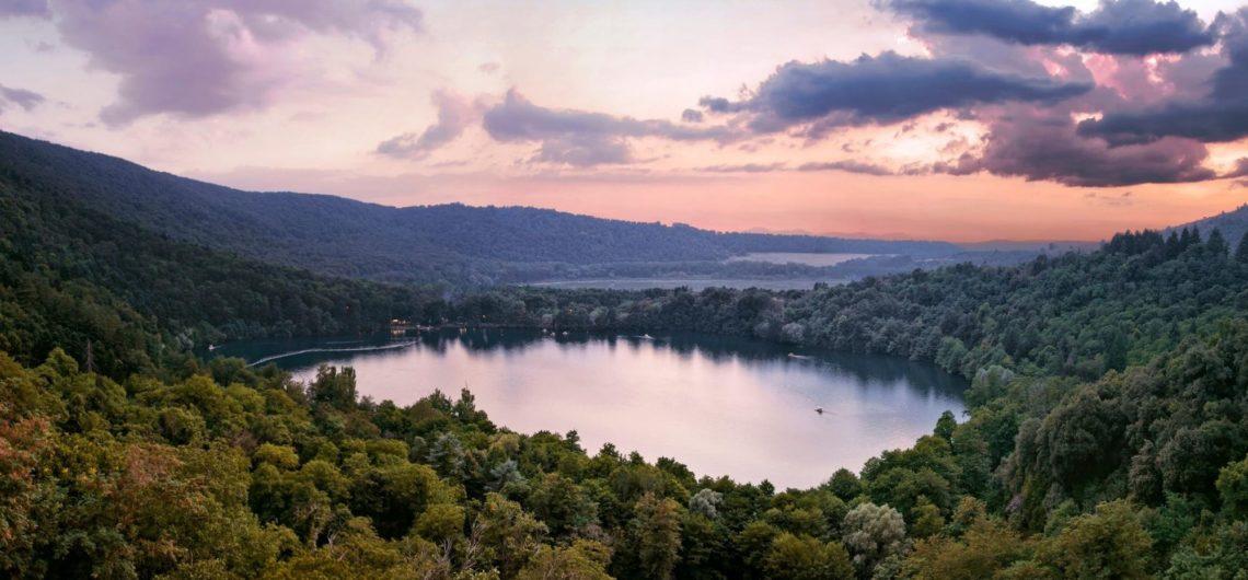 laghi basilicata