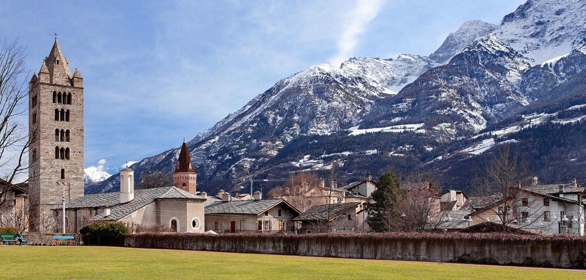 Tour della Valle d'Aosta a tutto gusto