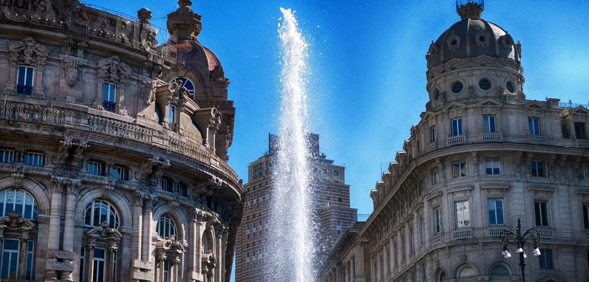Genova, piaceri della tavola e trekking