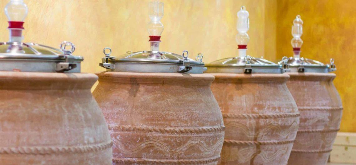 vino bianco della campania