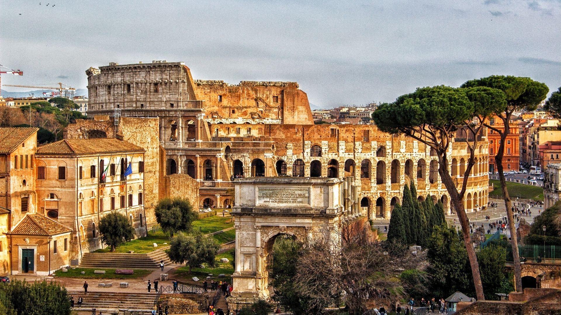 tour a roma