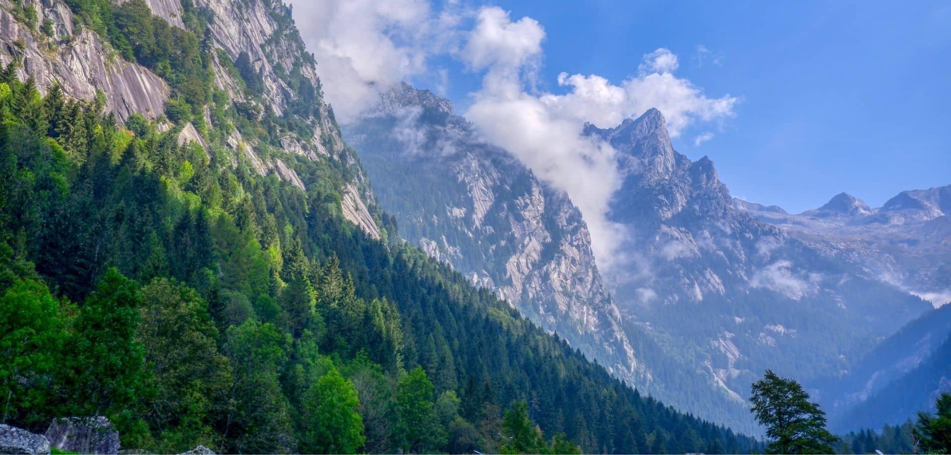 Valtellina tra enogastronomia e natura